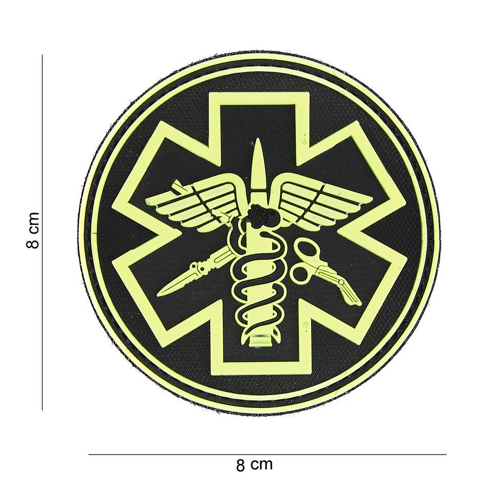 3D Velcro Patch Medic