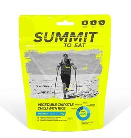 Summit to eat Summit to Eat Vegetable Chipotle Chilli with Rice - Maaltijd