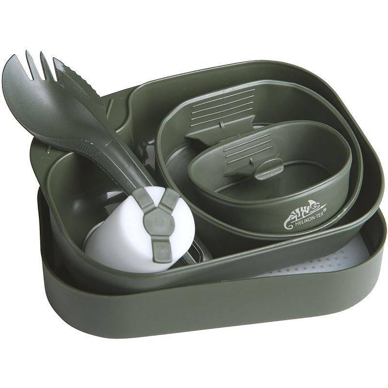 Wildo CAMP-A-BOX® Complete - Olive Green