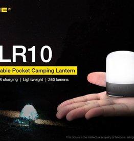 NiteCore NiteCore LED Lantaarn 'LR10' - zwart