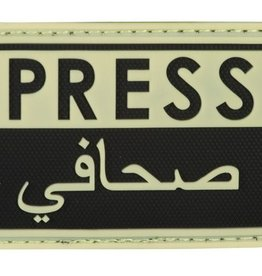 Press  Englisch  /  Arabic