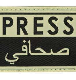 Press  Englisch  /  Arabic