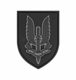 Velcro patch  Who Dares Wins - SAS
