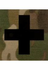 Blood Velcro Patch Infra Rood