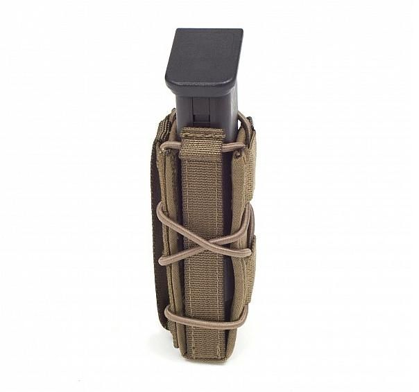 Warrior Assault Systems Single Quick Mag for 9mm Pistol