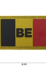 Velcro 3D Rubberpatch Belgium  / BE