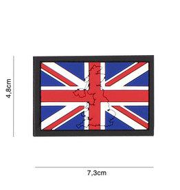 United Kingdom  geweven  / PVC