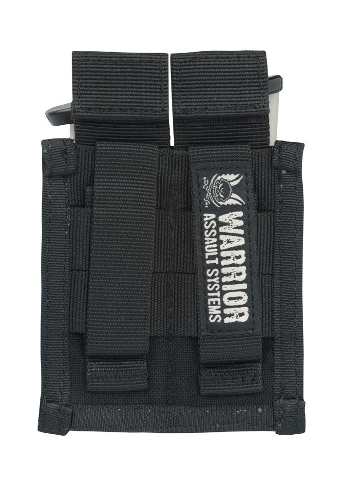 Warrior Assault Systems DOUBLE DA 9MM PISTOL BLACK