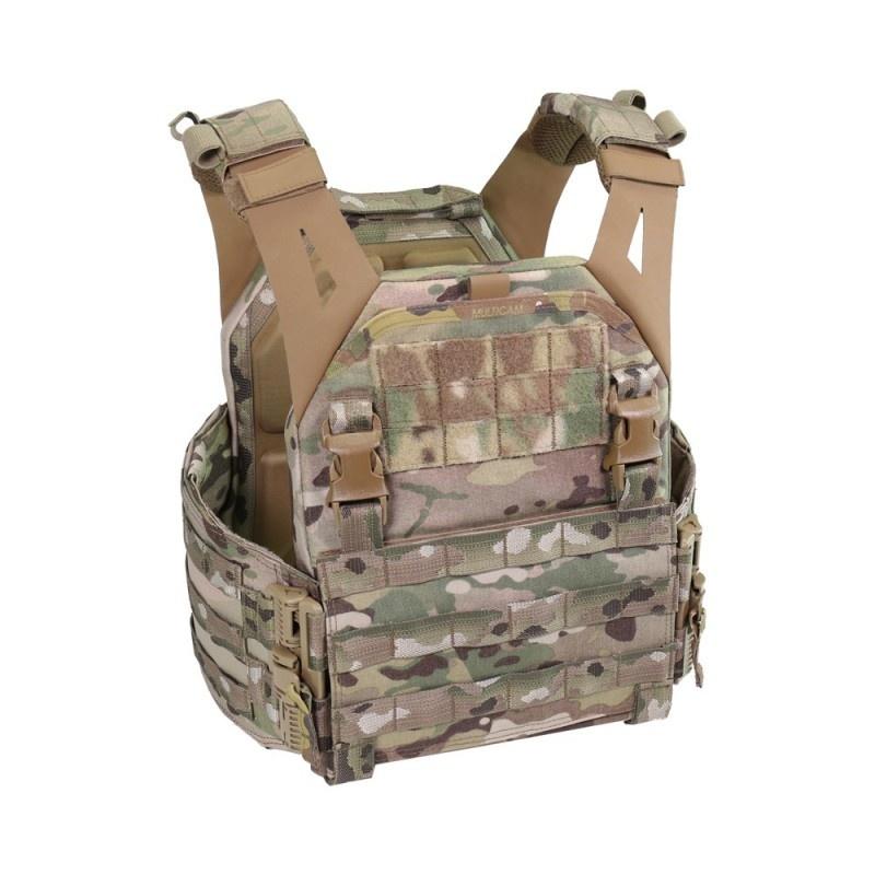Warrior Assault Systems LPC Low Profile Carrier V1 Solid Sides - MultiCam