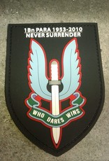 Boots and Goods Production //  1 Bn Para Remember patch 1953-2010 3D Velcro Patch