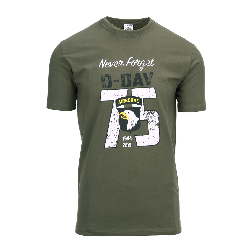 T-SHIRT D-DAY 75 YEARS