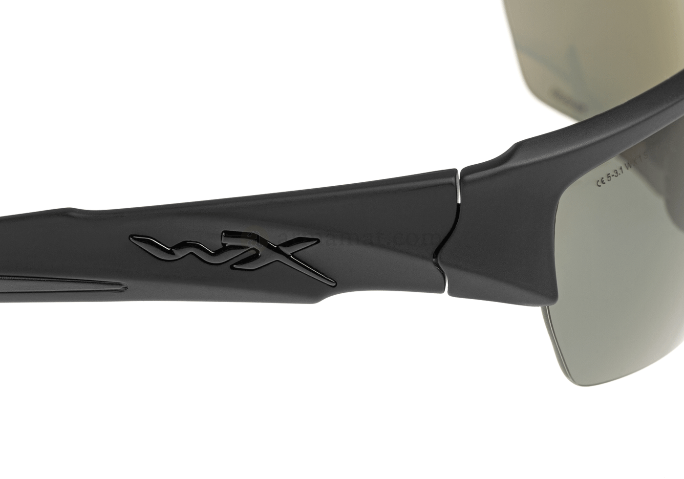 Wiley X Black Ops Valor Polarized