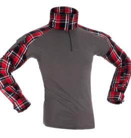 Invader Flannel-Combat-Shirt