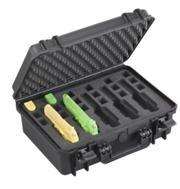 365 Tactical MAX Hard Case 430  voor  5 Pistolen