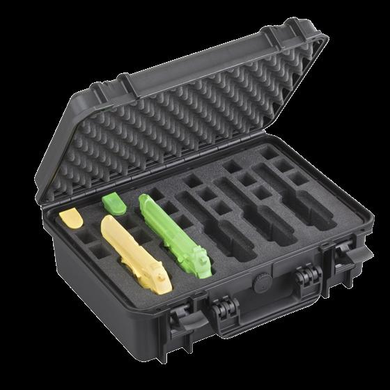 365 Tactical MAX Hard Case 430  voor  5 Pistolen