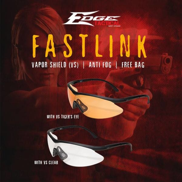 EDGE TACTICAL  FASTLINK DAMPSCHERM G-15