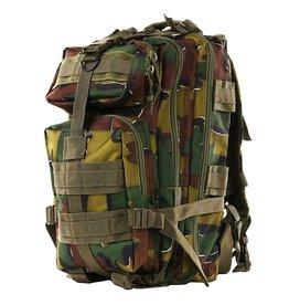 Rugzak  Belgische Camouflage