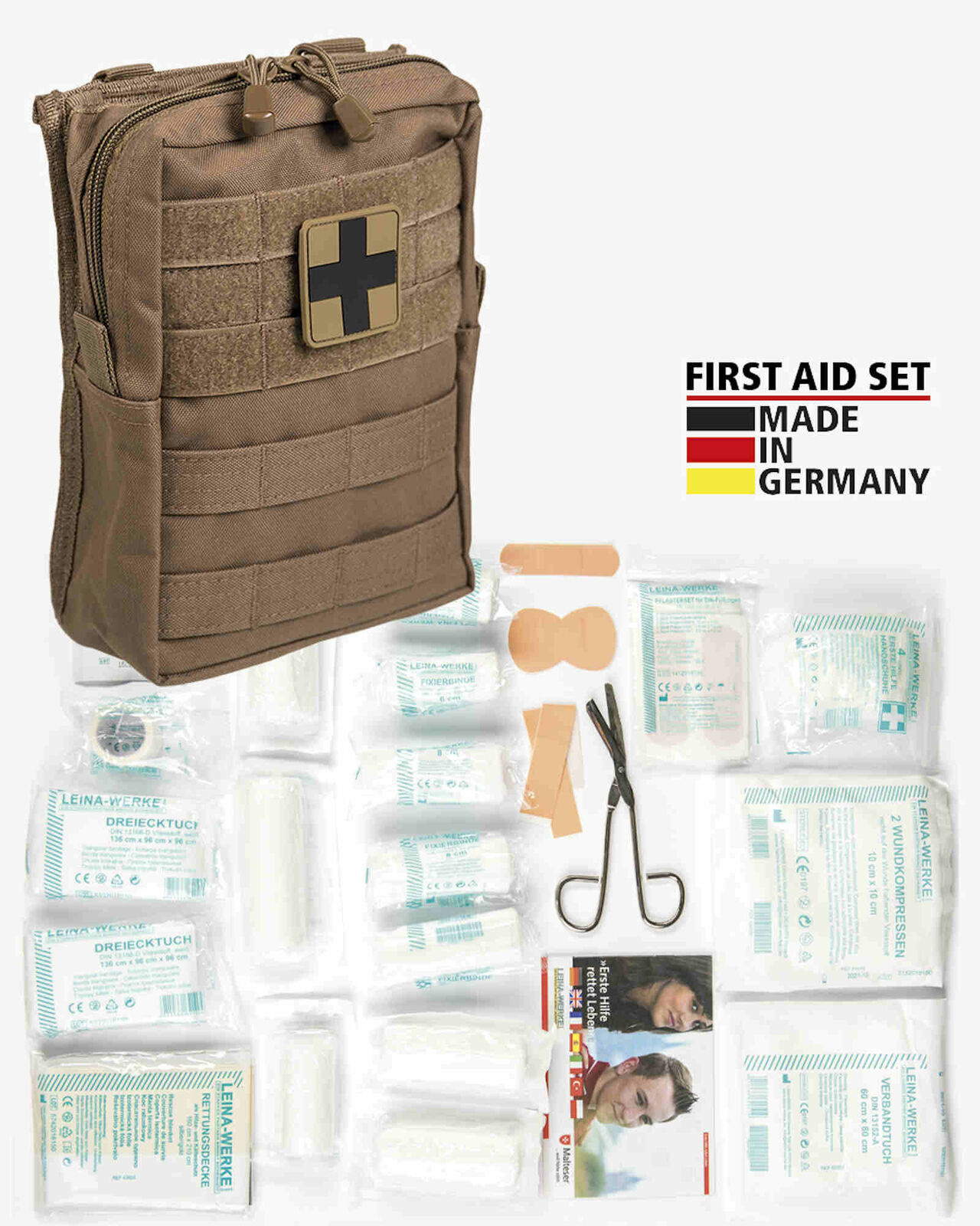 First aid set    'LEINA' Pro  / 43 delig