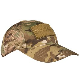 MIL-TEC® Baseball Cap with Mesh multitarn