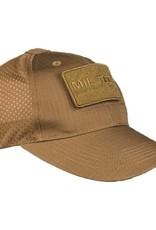 MIL-TEC® Baseball Cap with Mesh multitarn