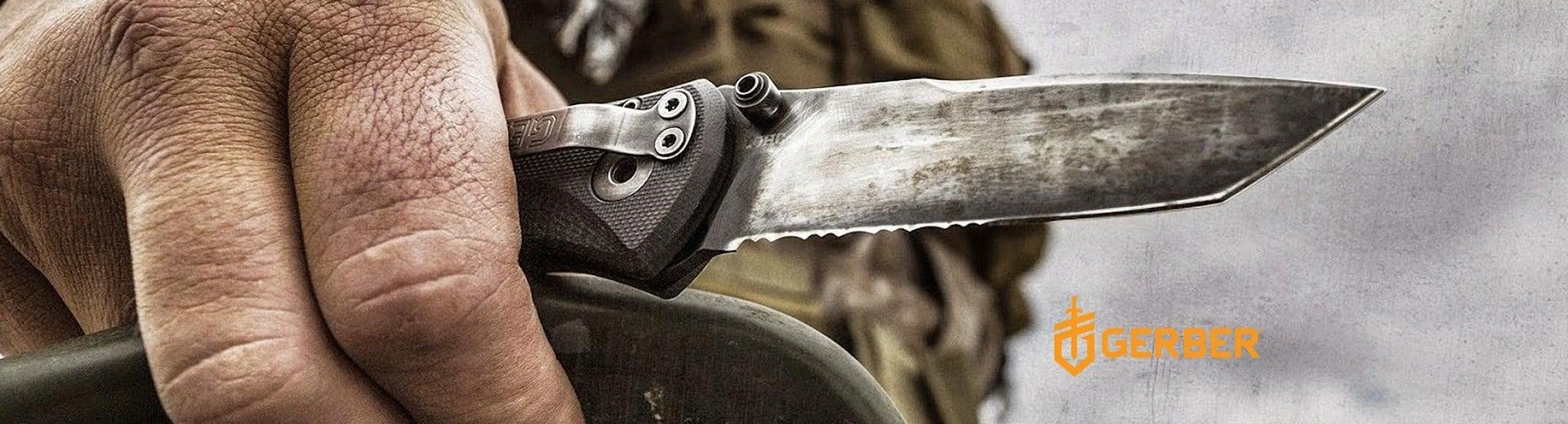 Gerber knives !
