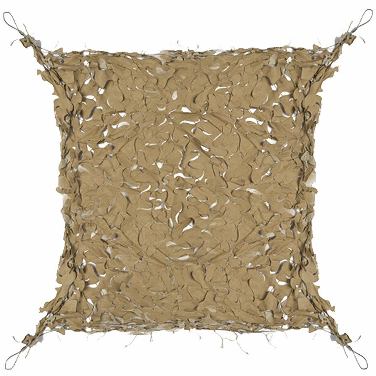 Desert camouflage netten