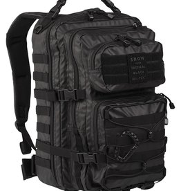 Mil tec US ASSAULT PACK LG TACTICAL BLACK