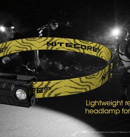 Silva NiteCore LED-koplamp 'NU20'