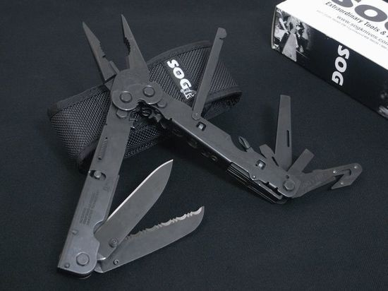 SOG Knives PowerAssist