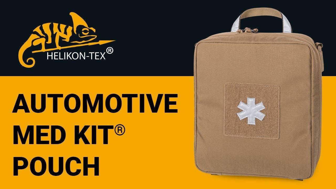 Helikon-Tex® AUTOMOTIVE MED KIT® Pouch - Cordura® - Black