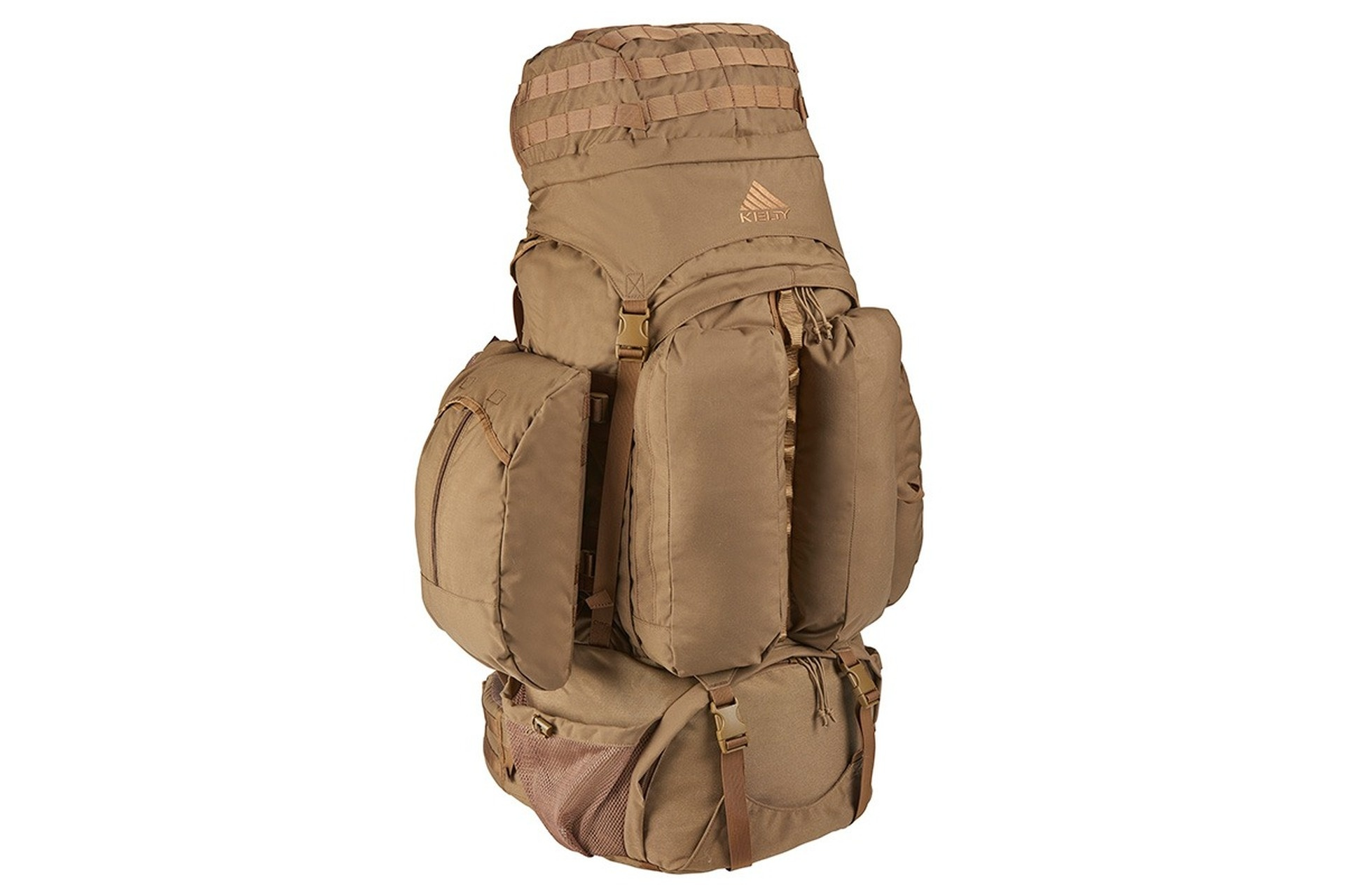 Kelty Coyote Brown Kelty Eagle – Large Volume 128 Liter Tactical Military Pack