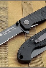 Smith & Wesson Special Tactical CKTACBS Serrated Tanto Folder