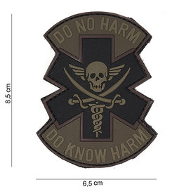 3D Velcro Patch Medic  Do no Harm