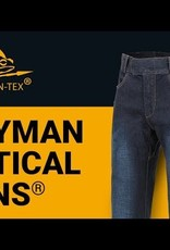 Helikon-Tex GREYMAN TACTICAL JEANS® - Denim Mid - Dark Blue