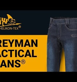 Helikon-Tex GREYMAN TACTICAL JEANS® - Denim Mid - Dark Blue