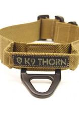 Thorn Honden  - werkhalsband  Cobra sluiting  - Bravo handvat.