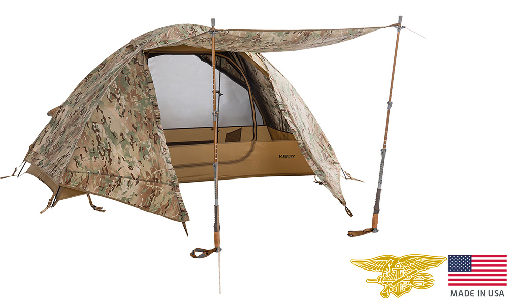 Kelty 1-PERSOONS VELDTENT / 2 Persoons