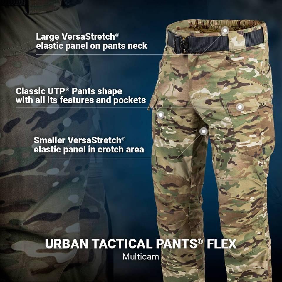 Helikon-Tex UTP® (URBAN TACTICAL PANTS®) FLEX