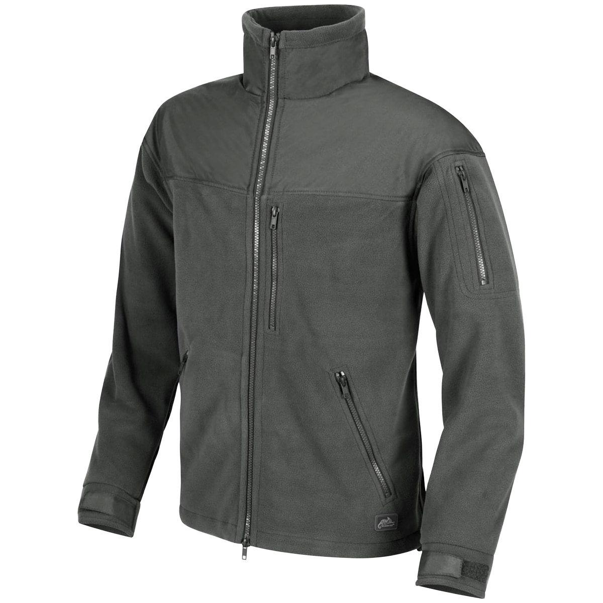 Helikon-Tex Classic Army Fleece Jacket    Coyote   /  Navy Blue  / Shadow Grey / Olive