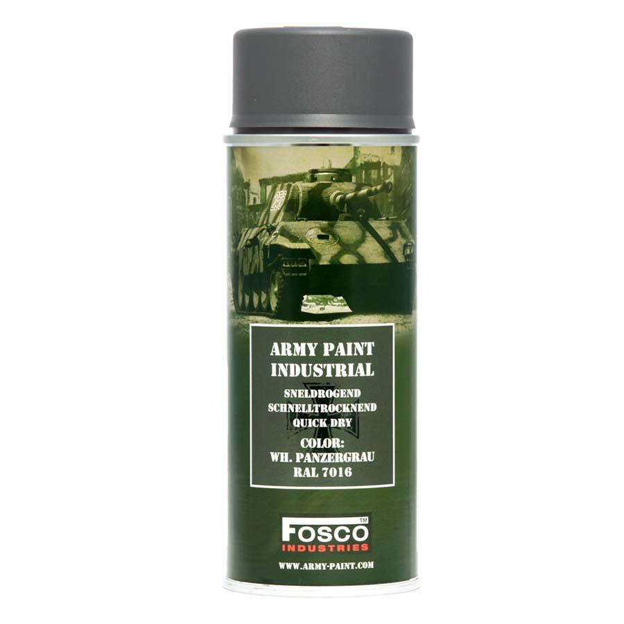 FosCo Industries WH panzergrau  Ral 7016