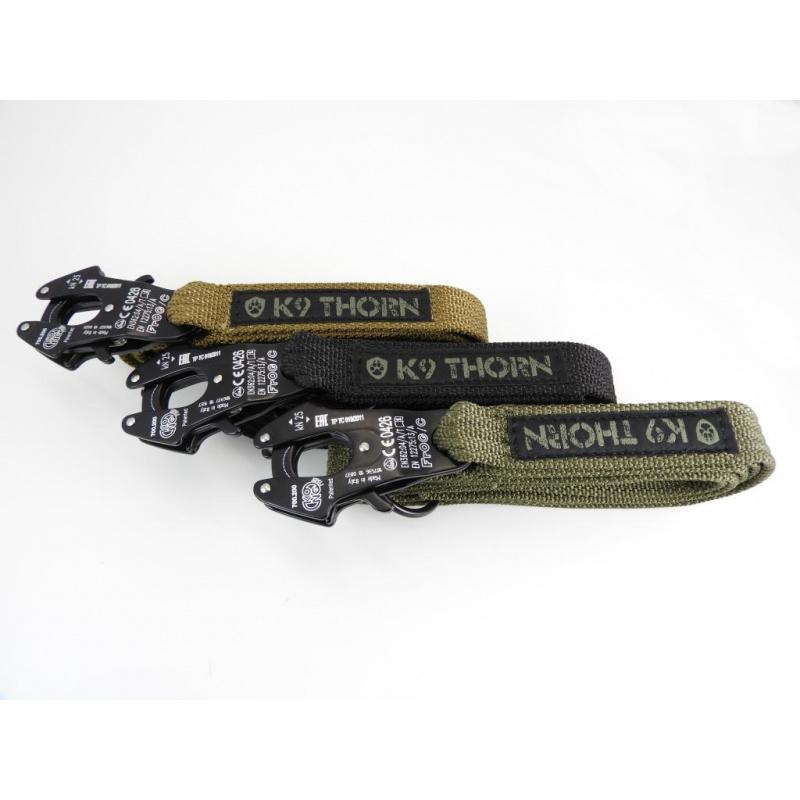 K9THORN  Honden   leiband Frog Kong 100/150/200 cm