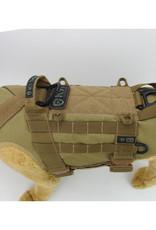 K9THORN Tactische  honden harnas  met cordura