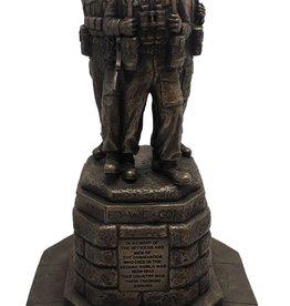 Spean Bridge Commando Memorial  Brons