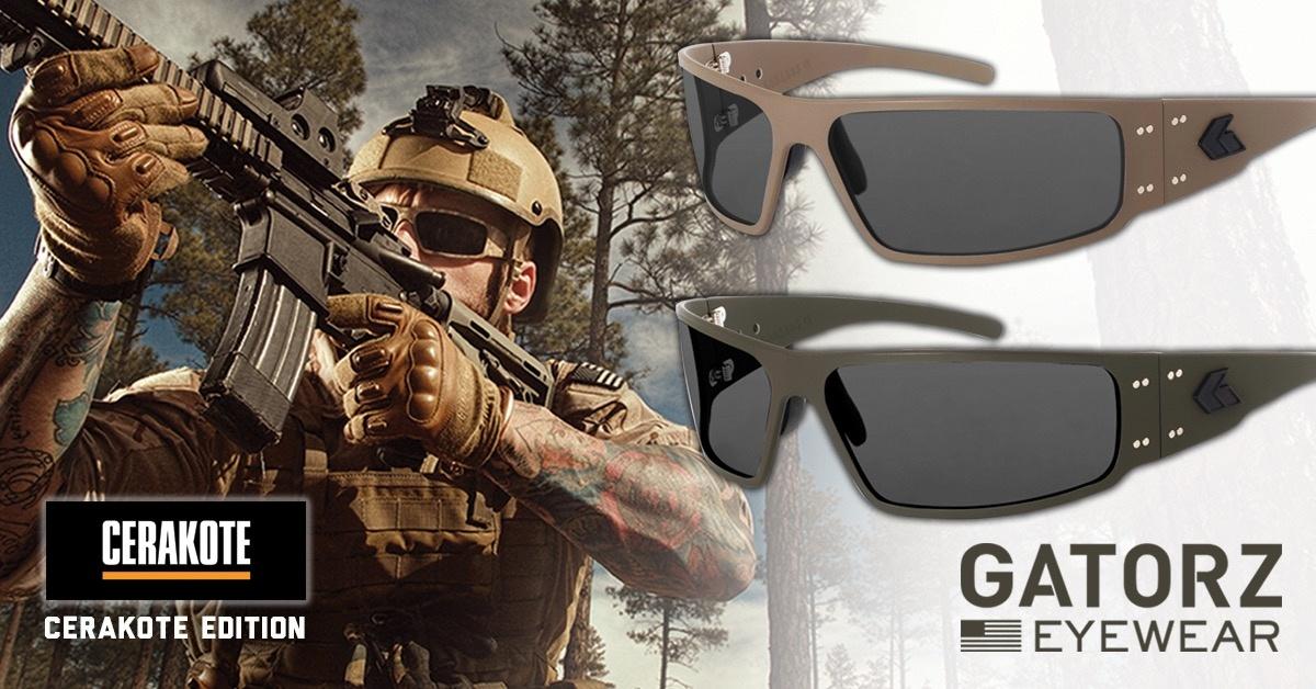 Gatorz   Type 1 : Gatorz Boxster Polarized   /  Type 2 :Black eyed smoked / Zwarte frame / Boxster / Type 3 : Gatorz Magnum OPZ Optimized Polarized