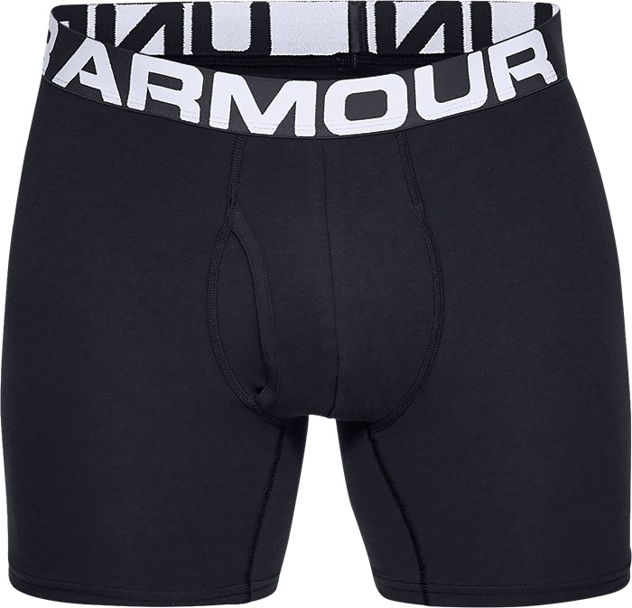 Under Armor Boxershort UNDER ARMOR CHARGED COTTON BOXERSHORT 3-PACK