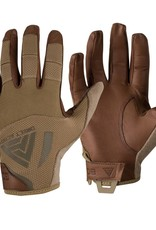 Helikon-Tex DIRECT ACTION LIGHT GLOVES® - LEATHER - COYOTE BROWN