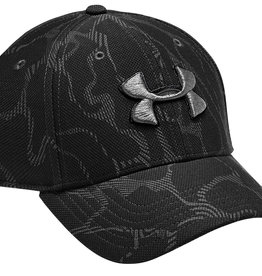 Under Armor UA Heathered Blitzing 3.0 Cap