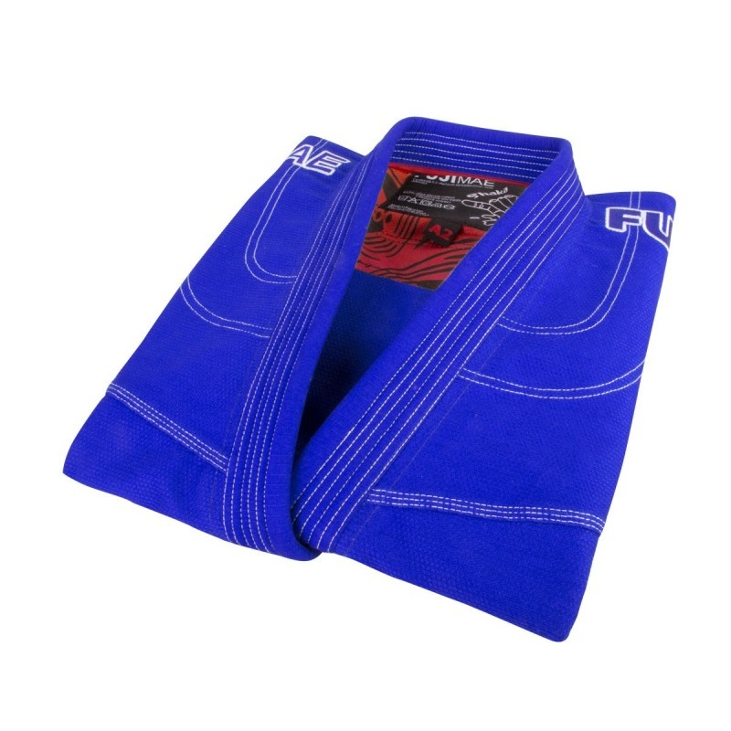 Fujimae  BRAZILIAN JIU JITSU GI. BLUE