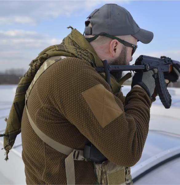 Helikon-Tex Alpha Tactical Jacket Grid Fleece  Navy Blue