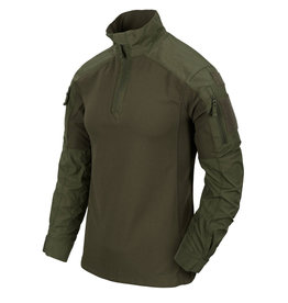 Helikon-Tex® MCDU COMBAT SHIRT® - NYCO RIPSTOP -Olive